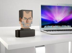 Steve Jobs sur votre bureau