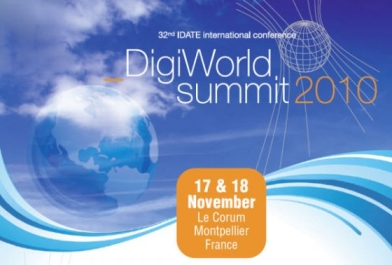 DigiWorld summit 2010