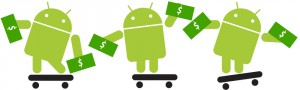 Android argent