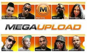 MegaUpload contre Universal Music
