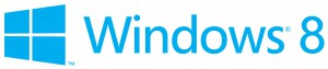 Logo de Windows 8