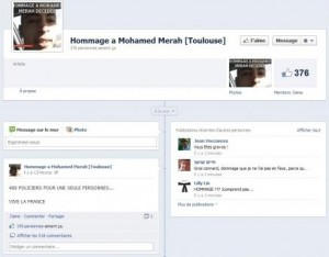 page facebook mohamed merah