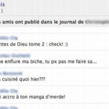 facebook message prives