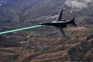 laser darpa avion