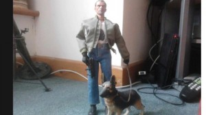 police action man