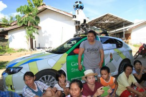 google-car-thai