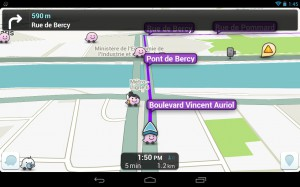 voici comment r afficher la position exacte des radars sur waze pour android geekattitude. Black Bedroom Furniture Sets. Home Design Ideas