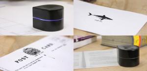 robot imprimante