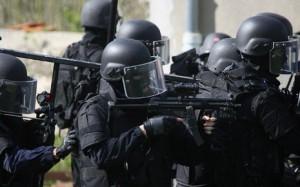 FRANCE-SECURITY-RAID-GIGN