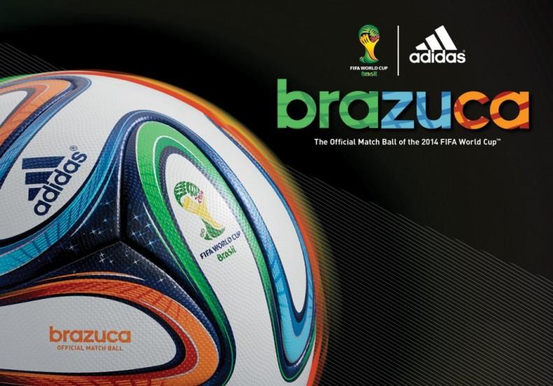 Le ballon de la coupe du monde est un vrai concentr de technologie geekattitude - Ballon de la coupe du monde 2014 ...