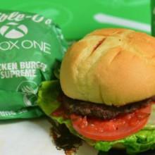 Burger Xbox one