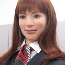 Robot receptionniste