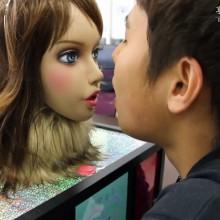 Robot testeur d'haleine