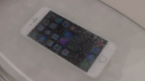 iPhone 6 glace